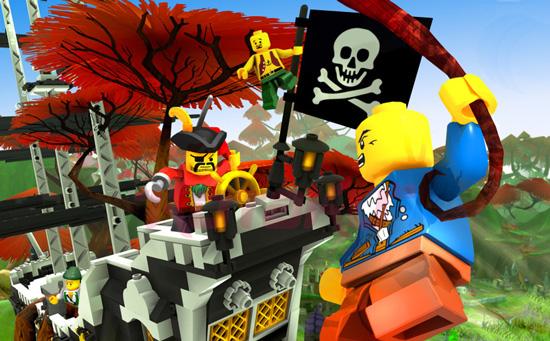 Piráti od firmy LEGO